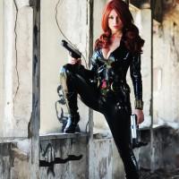 Black Widow by Giorgia Cosplay