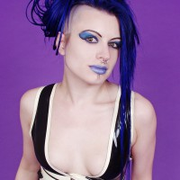 Blue Bliss With Darenzia
