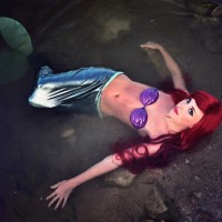 Ariel the Mermaid: Cosplay by: Yana Mio