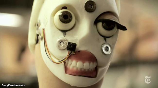 Real Doll Robotica