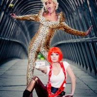 The Fifth Element Cosplay – Photog Florian Fromentin