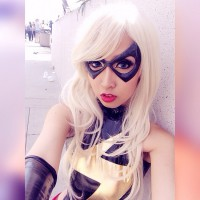 Miss Marvel by Sinne Doll at San Diego Comic-Con 2015