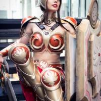 Valkryie Leona – League of Legends Cosplay
