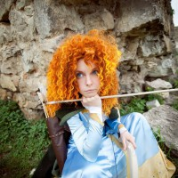 Princess Merida by Shua Cosplay
