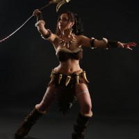 Nidalee – League of Legends Cosplay by Issabel