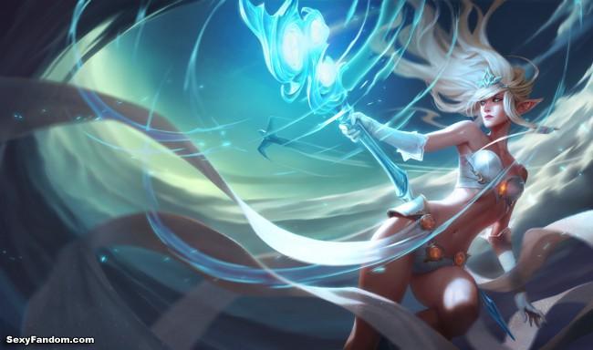 League of Legends' Janna