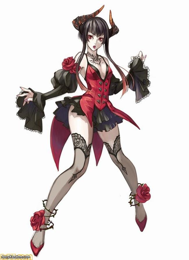 Tekken Revolution's Eliza