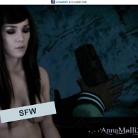 AnnaMolli Until Dawn PS