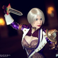 Ivy from Soul Calibur IV by Crystal