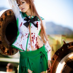 Rei HOTD Cosplay by Sushi Monster
