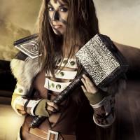 Liuna the Huntress