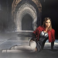 Courtney Lane in Hogwarts