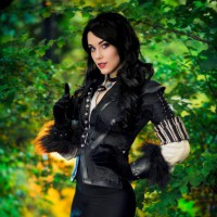 The Witcher 3's Yennefer by Eve Beauregard at PAX Prime 2015