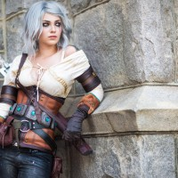 The Witcher 3's Ciri by Ladee Danger at Dragon Con 2015