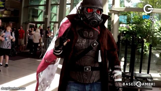 Fallout New Vegas's NCR Ranger