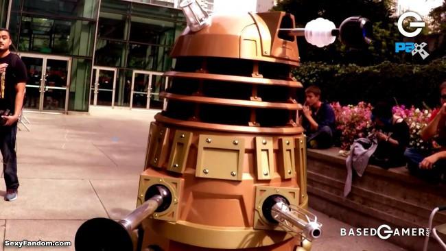 Doctor Who's Dalek