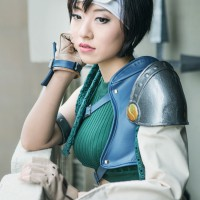 Final Fantasy 7's Yuffie by Stella Chuu at Dragon Con 2015
