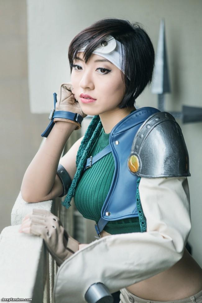Stella Chuu's Yuffie