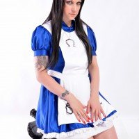 Alice Madness Returns Cosplay