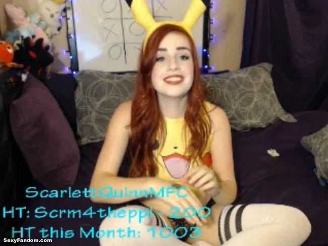 Winning Tic-Tac-Toe with Pikachu ScarlettQuinn