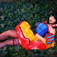 Moulin Rouge Snow White