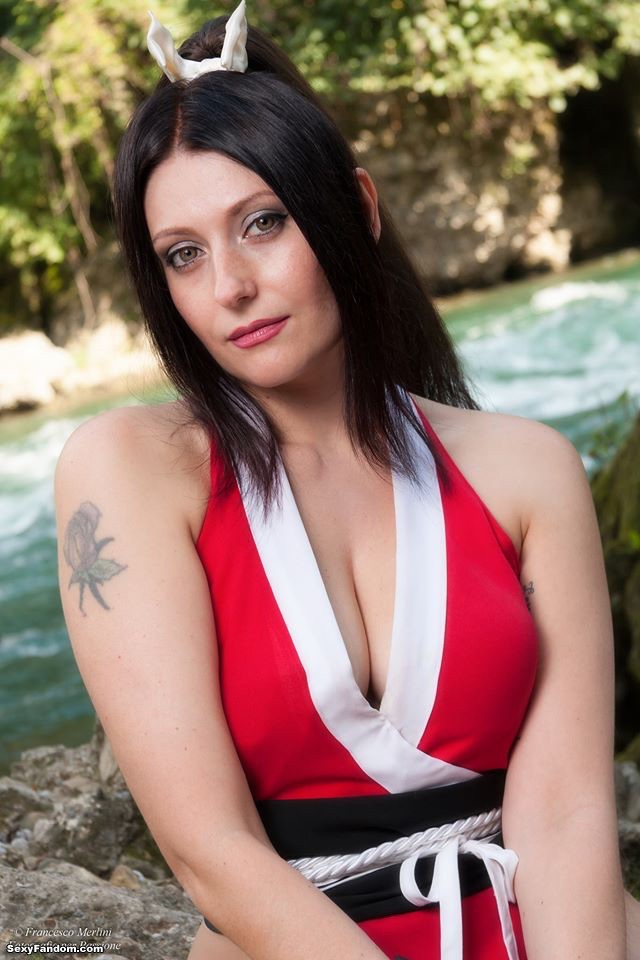 mai shiranui cosplay
