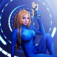 Samus Aran (Metroid: Other M) by Jill Styler Cosplay