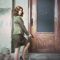 Peggy Carter by Silver Wolfie Cosplay