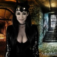 Happy Cammiversary Catwoman Anna Molli!