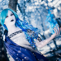 Hades (Genderbend/ Female – Disney) by Hope Cosplay