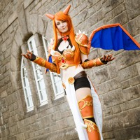 Charizard by WhiteSpringPro Cosplay