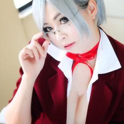 Meiko Shiraki Cosplay