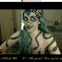 Miss Hanneween Medusa Show