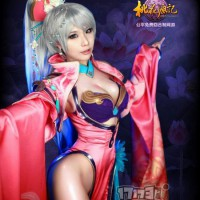 Quanxin nu zhu by Tasha Cosplay