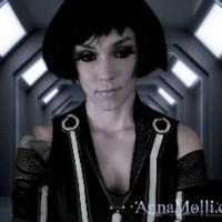 Anna Molli Cosplays Quorra