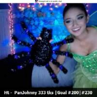 Halloween Green Fairy Strange Leah