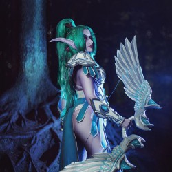 Tyrande Whisperwind by Narga Cosplay
