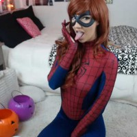 Willow Fawn Spider-Man