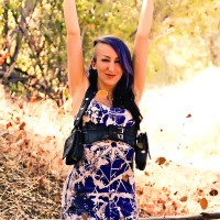 Alecia Joy's Playful Autumn