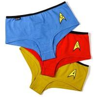 Star Trek Undies