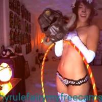 Hyrule Fairy Glitter Critter Fallout Hula Hoop Corgie Portal Gunner