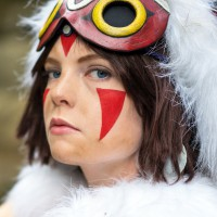 Princess Mononoke by Galacticat Cosplay
