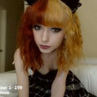 Foxy Anime Cutie Pumpkin Spice