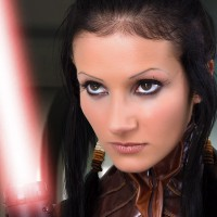 The Force is strong with Cosplay Erotica