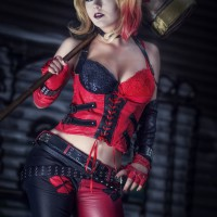 Harley Quinn in Gotham