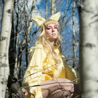 Ninetails Pokemon Cosplay by Bree