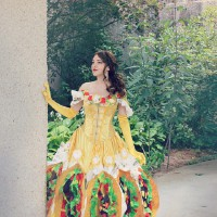 When Beauty Becomes Yummy: Olivia Mears as Taco Belle