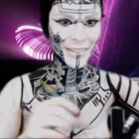Kickaz Bodypainting Makeup