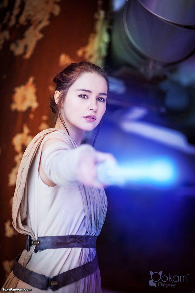 Rey by Starbit.