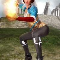 Nikita as Triss Merigold